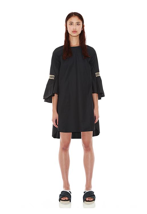 Sleeve Tunic Dress by Teija on curated-crowd.com
