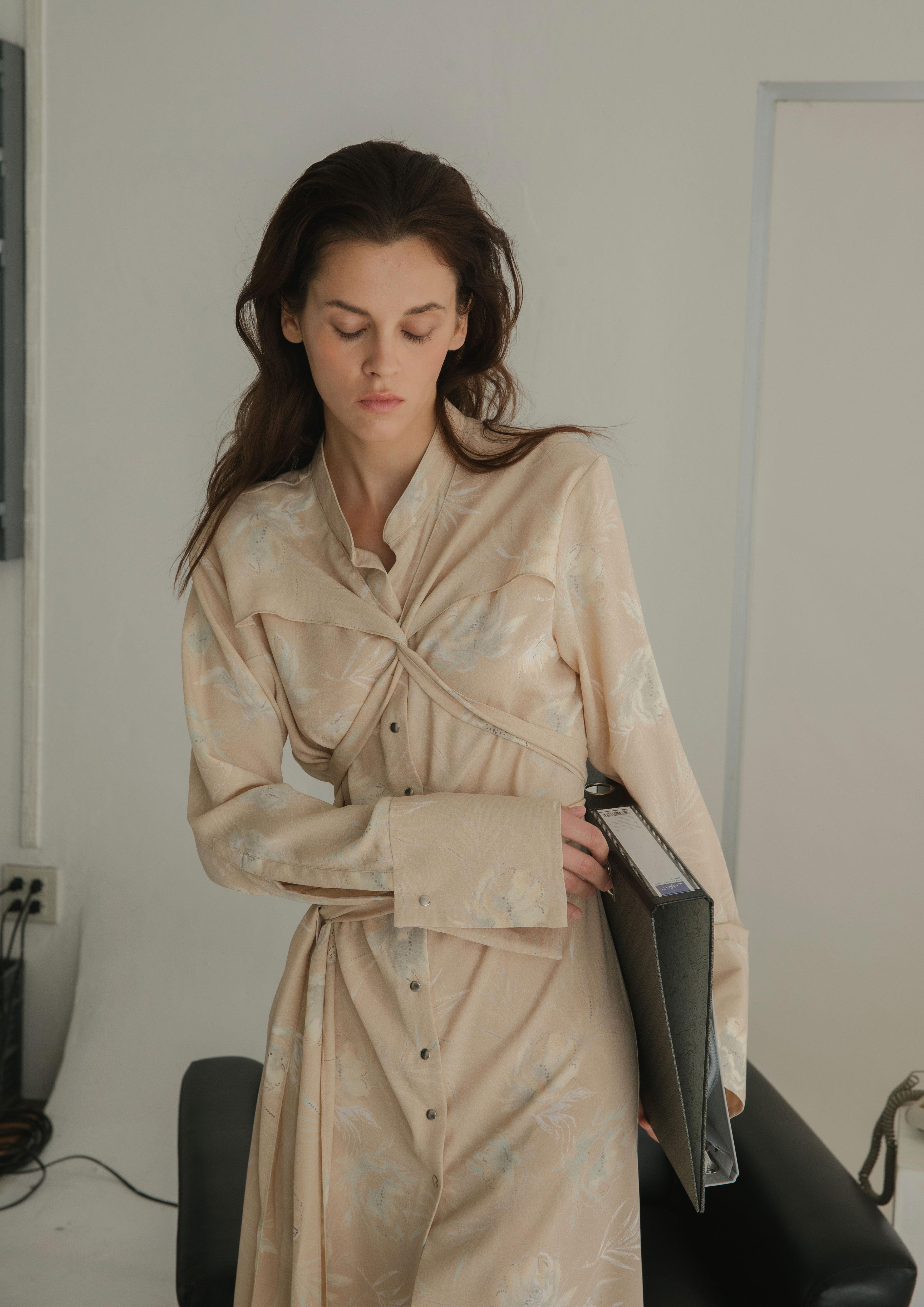 Alen Dress by Voranida on curated-crowd.com