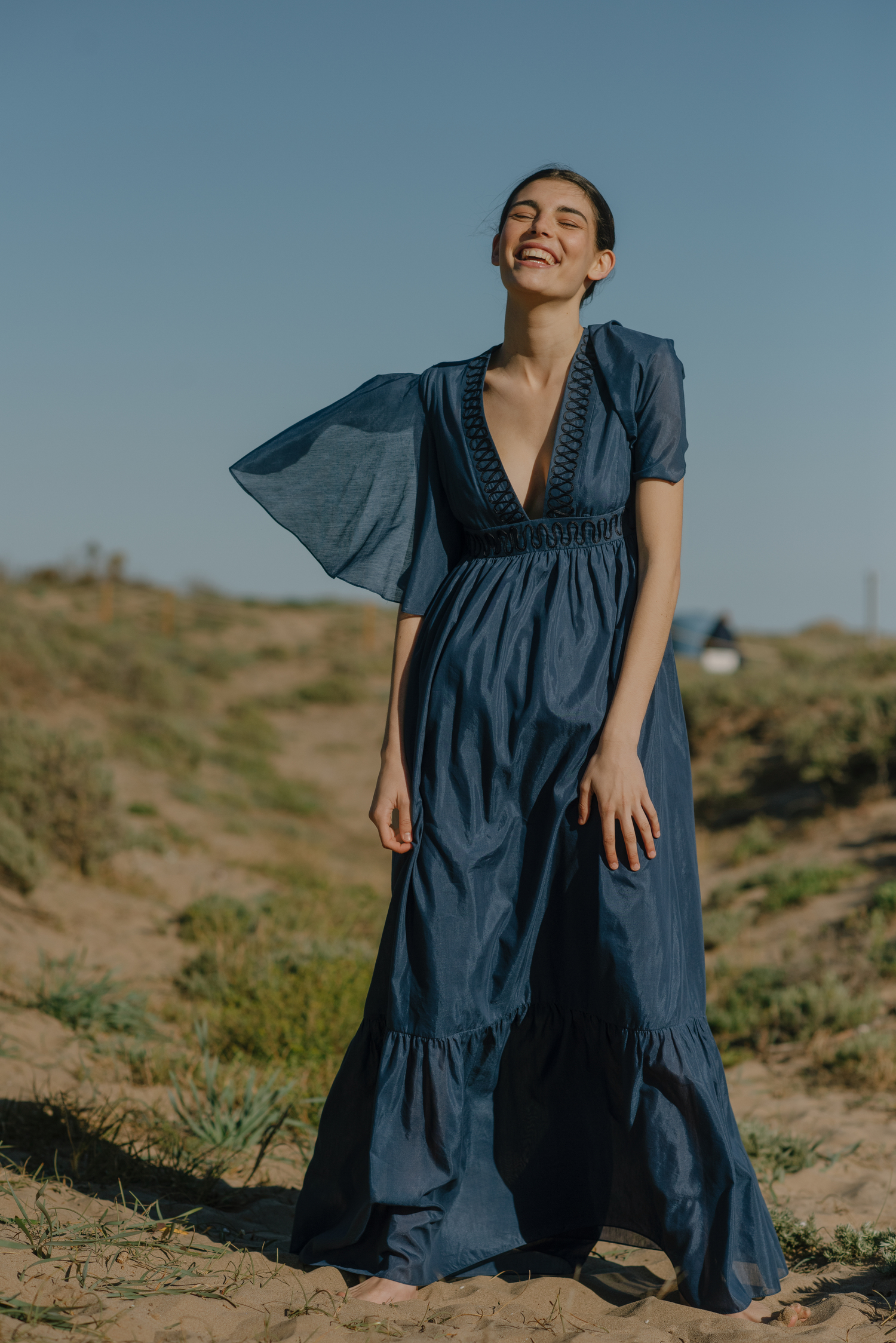 Sol Dress by Berta Cabestany on curated-crowd.com