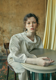 Lorriane Top by Voranida on curated-crowd.com