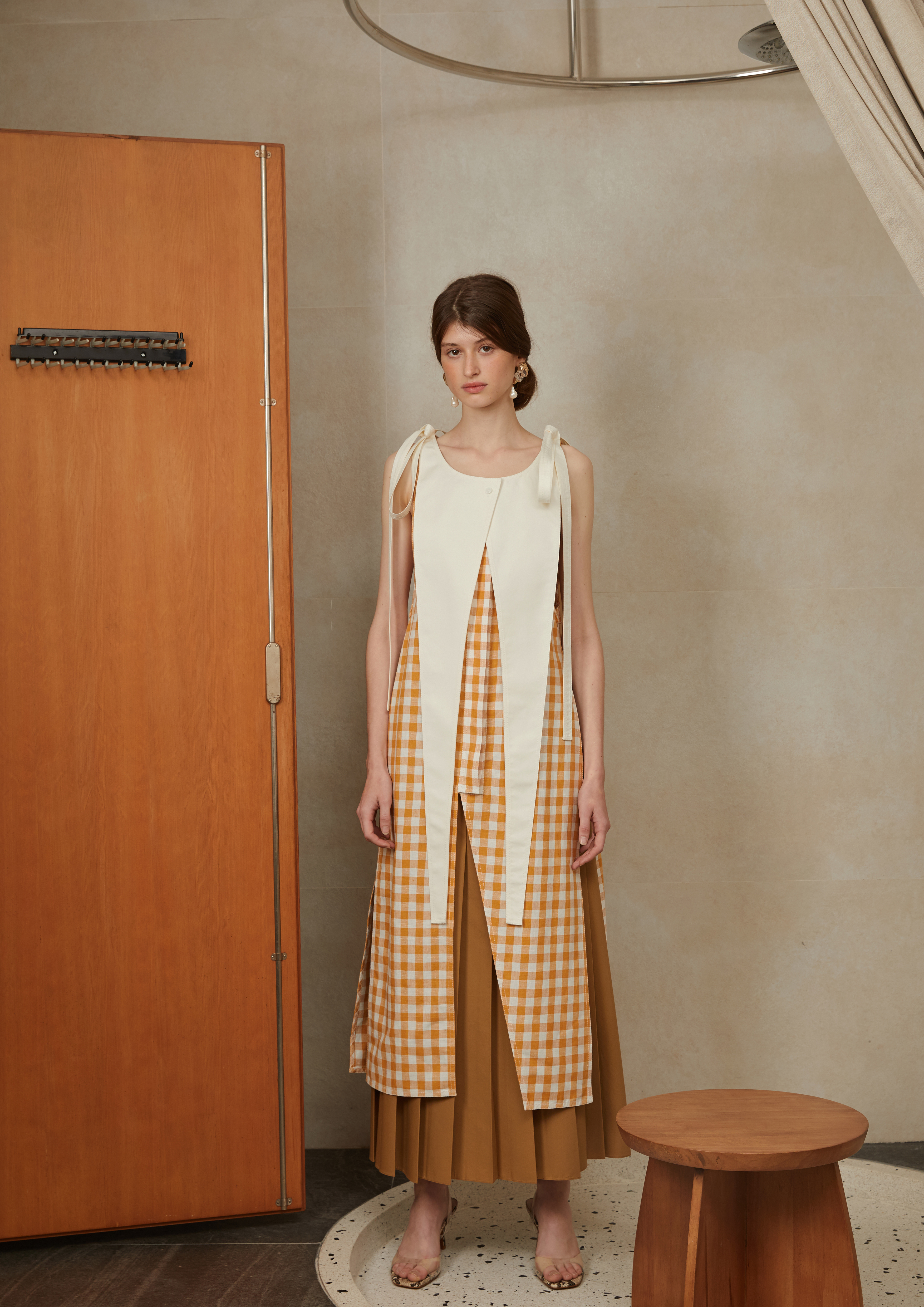Ashley Dress by Voranida on curated-crowd.com