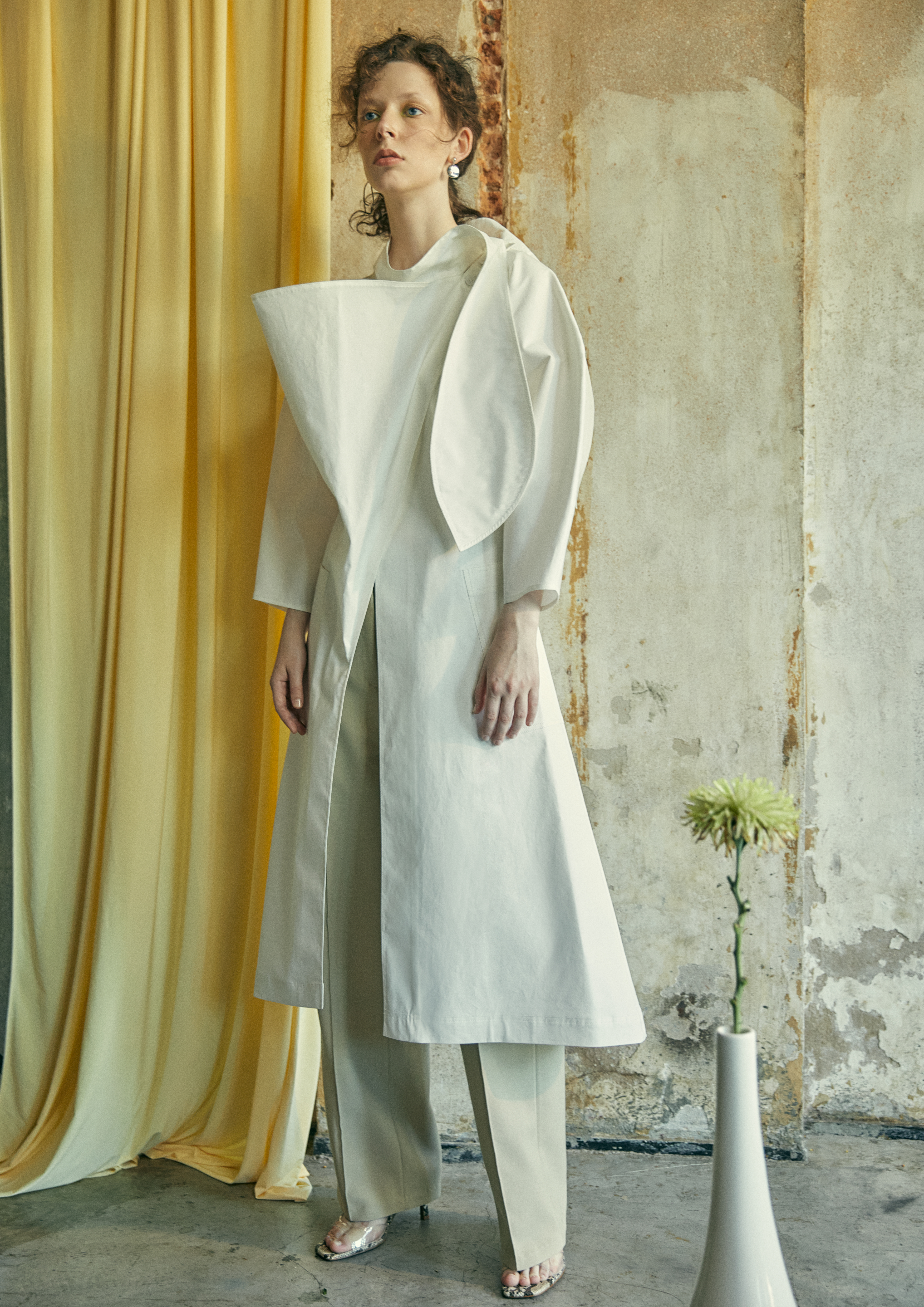 Keira Coat by Voranida on curated-crowd.com