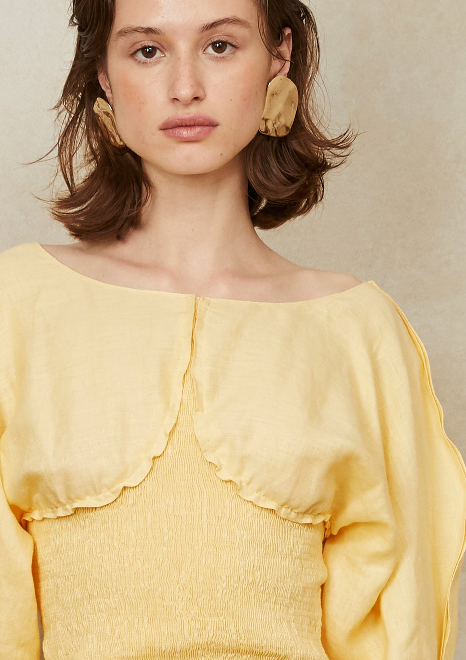 Runi Top by Voranida on curated-crowd.com