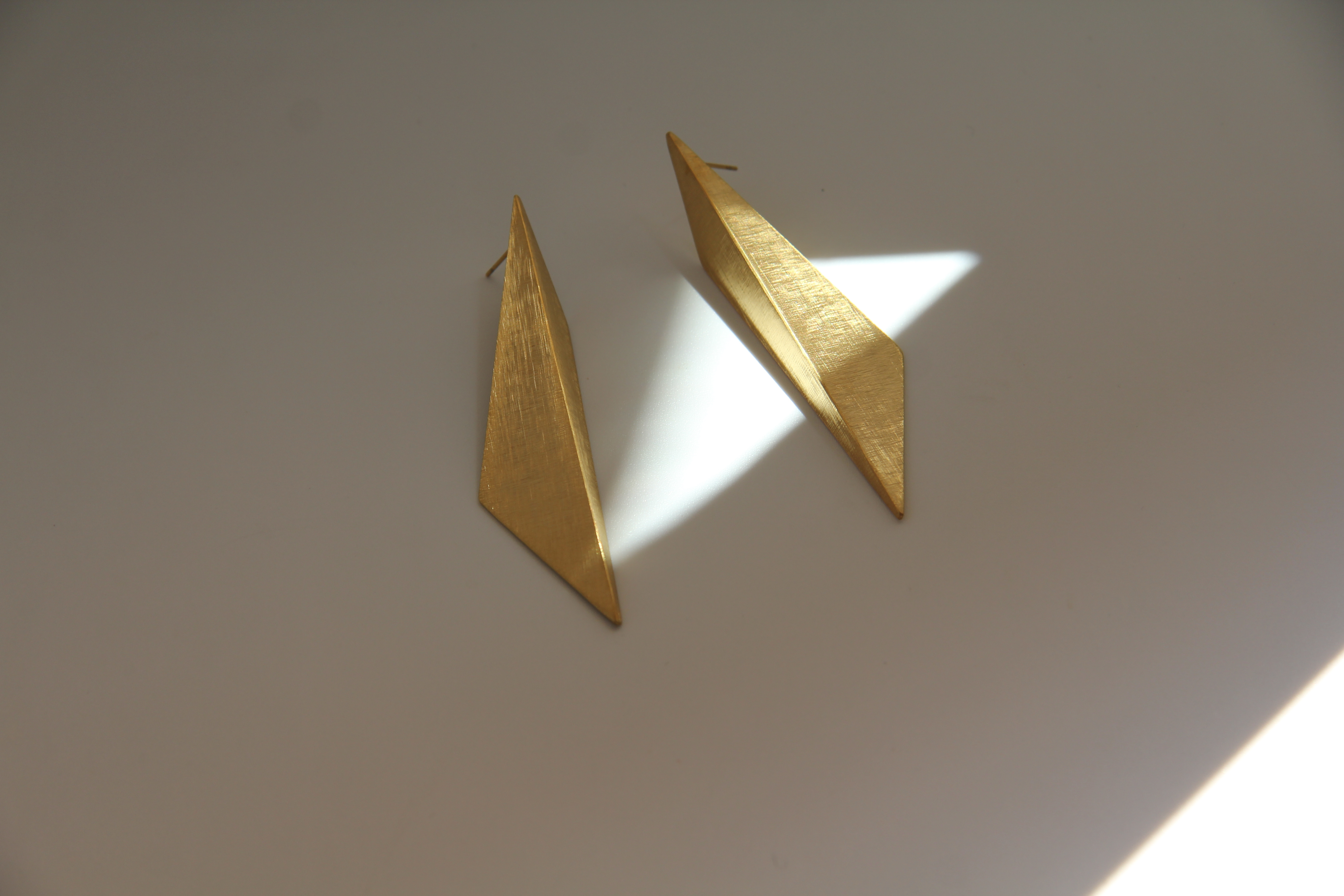Prisma Earrings by Maramz on curated-crowd.com