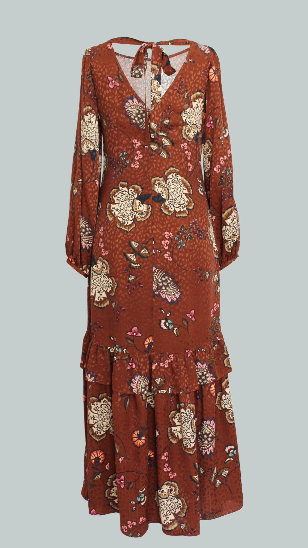 Giuliana Dress by Alexandra Kaiser on curated-crowd.com