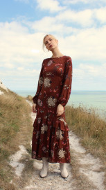 Giuliana Dress by Alexandra Kaiser on curated-crowd.com