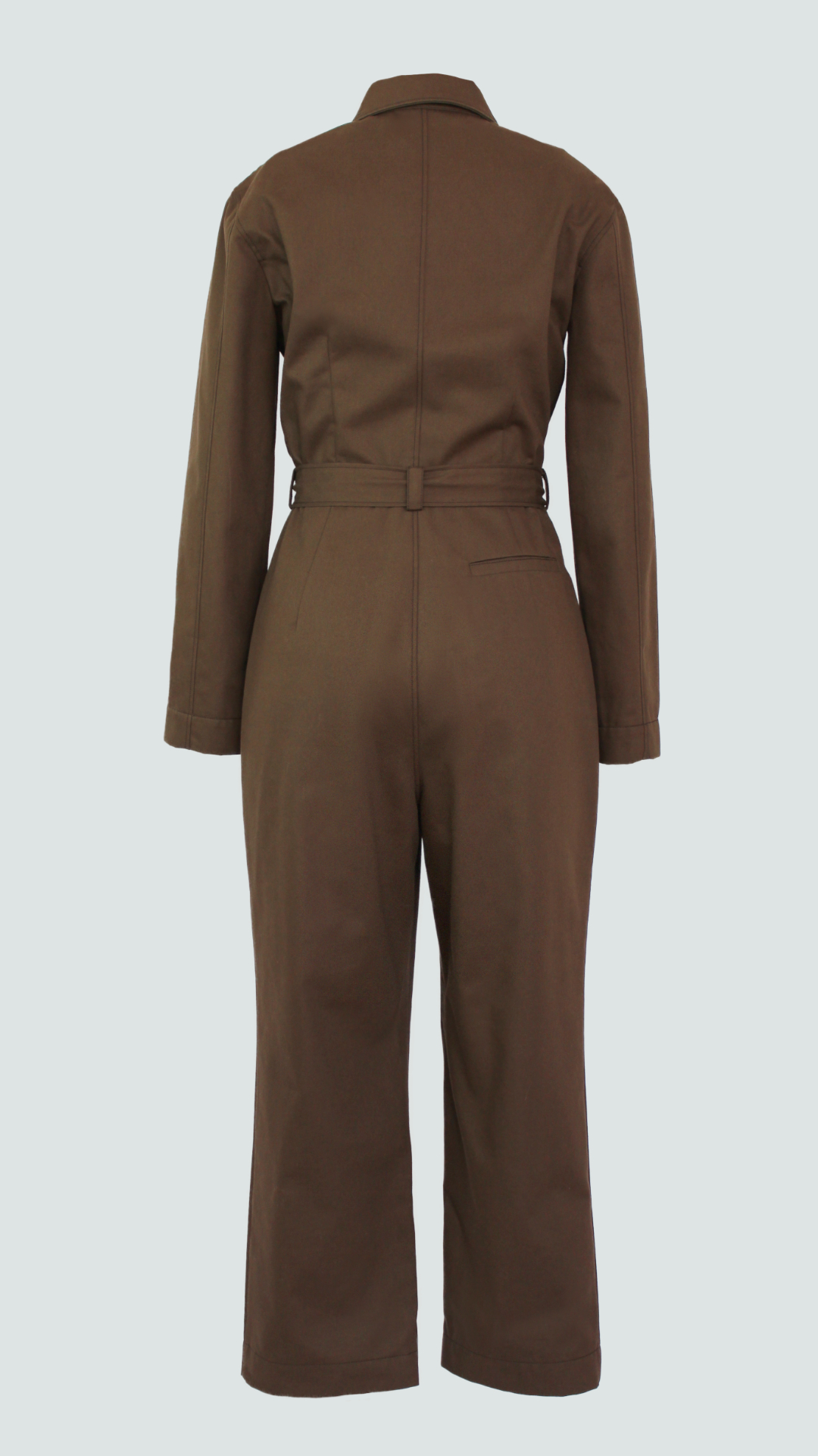 Genevieve Jumpsuit by Alexandra Kaiser on curated-crowd.com