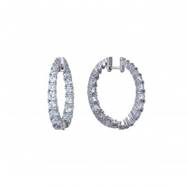 Scale Hoops by Talita London on curated-crowd.com