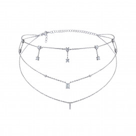 Space Drops Choker by Talita London on curated-crowd.com