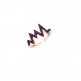 After Shock Ring by Talita London on curated-crowd.com