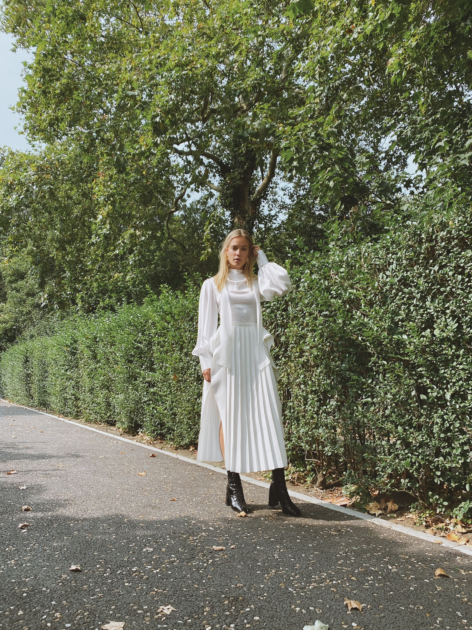 Marina Dress by Voranida on curated-crowd.com