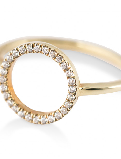 Oneness Ring by Meher Jewellery on curated-crowd.com