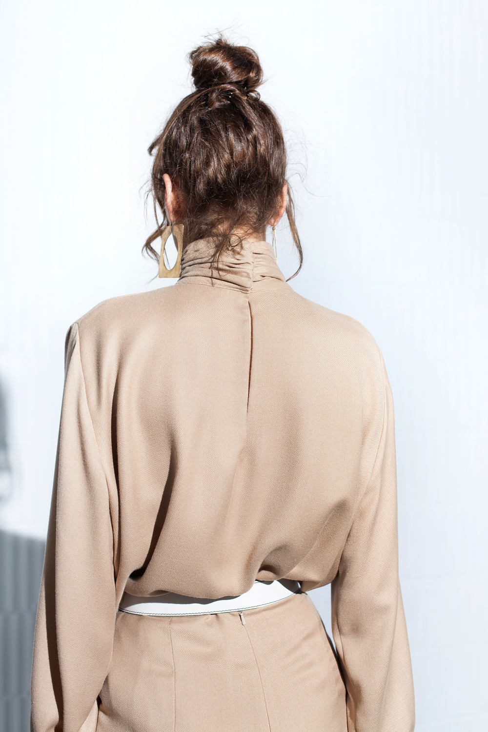 Paola Blouse by Manurí on curated-crowd.com