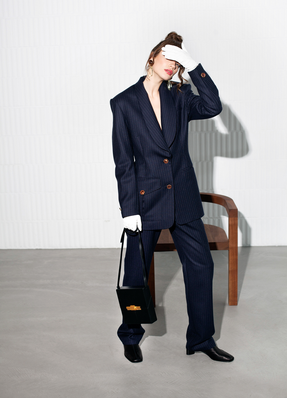 Terry 2.0 Blazer by Manurí on curated-crowd.com