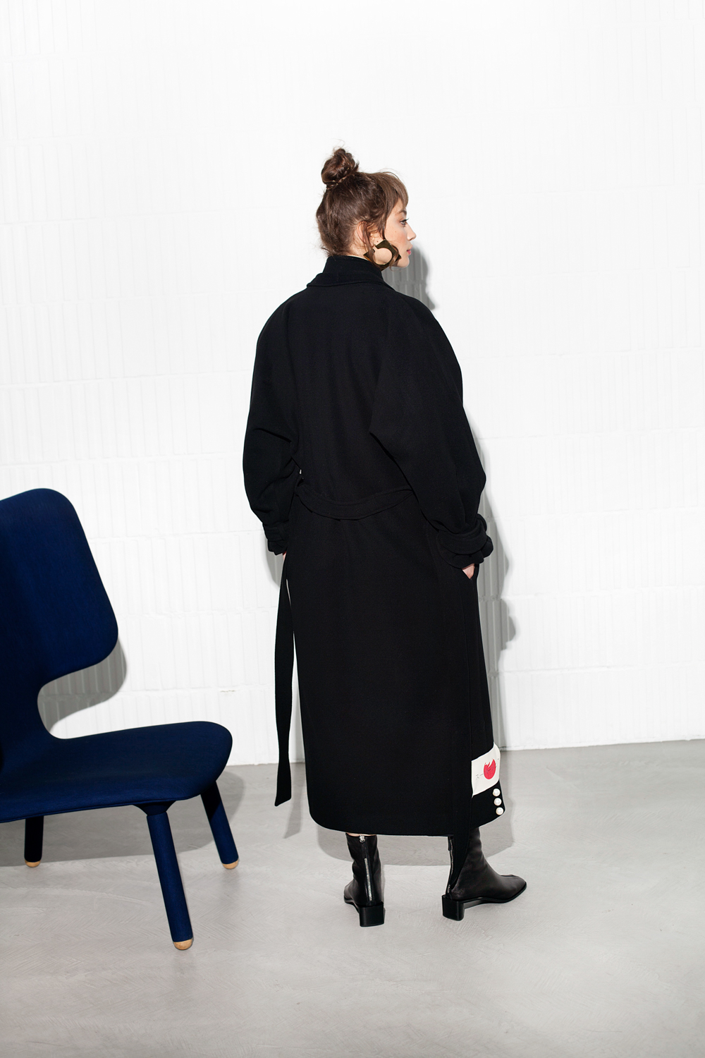 Pearly Supersonic Coat by Manurí on curated-crowd.com