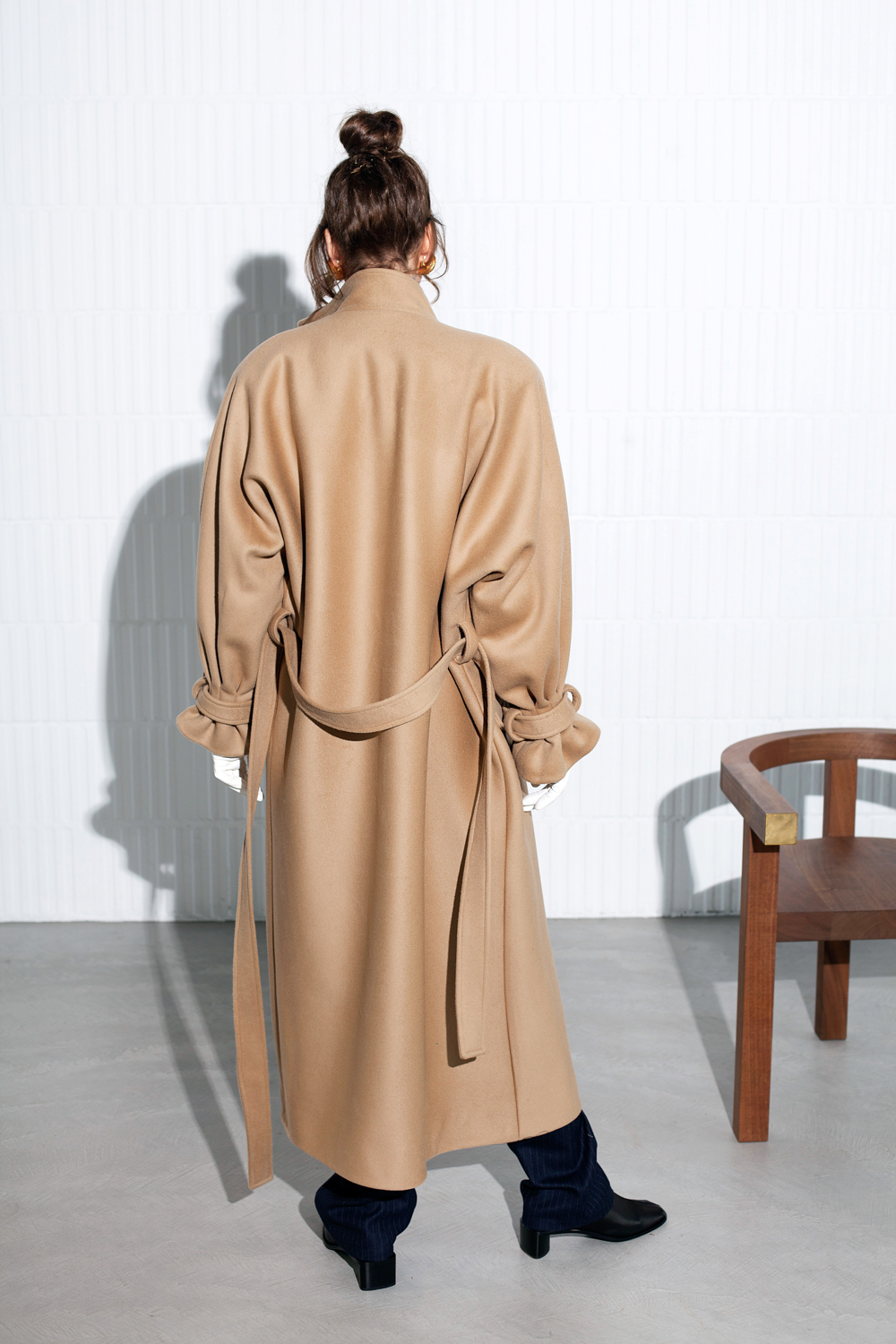 Palo Alto Coat by Manurí on curated-crowd.com