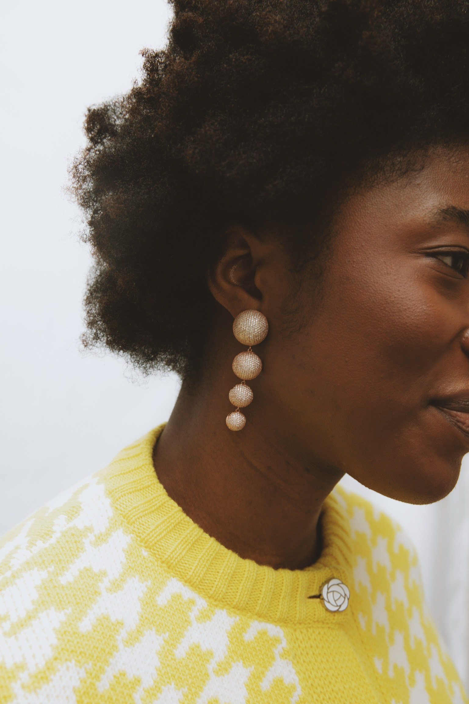 New Earth Earrings by Talita London on curated-crowd.com