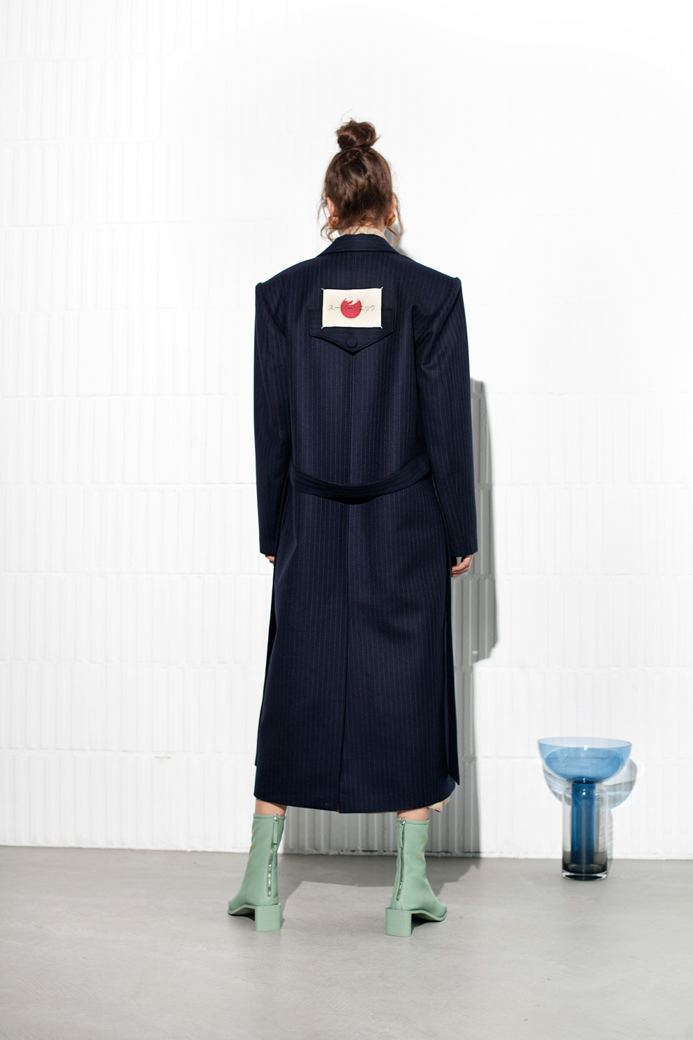 Supersonic Coat by Manurí on curated-crowd.com