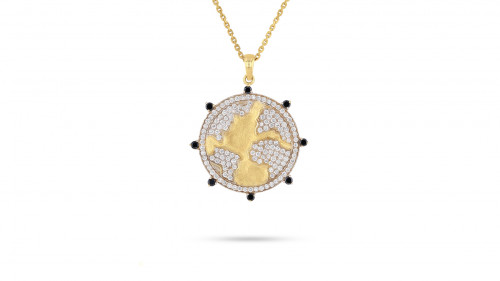 Atlas Necklace by Meher Jewellery on curated-crowd.com