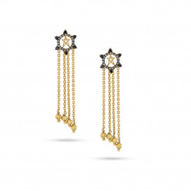Starry Nights Earrings by Meher Jewellery on curated-crowd.com