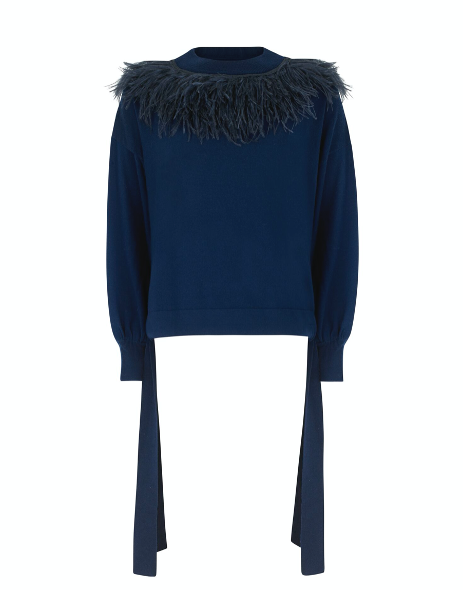 Candy Floss Jumper by PAPER London on curated-crowd.com