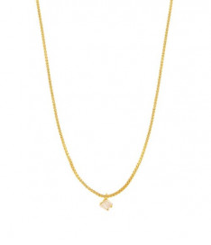 P del Oro Necklace by Maramz on curated-crowd.com