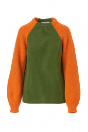 Antonia Sweater with Raglan Shoulder by Ami Amalia on curated-crowd.com