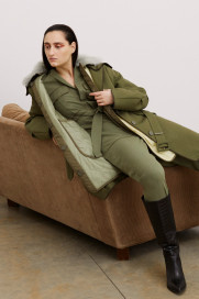 The Signature Buildable Parka by Marfa Stance on curated-crowd.com
