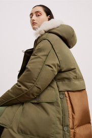 The Reversible Down Parka by Marfa Stance on curated-crowd.com