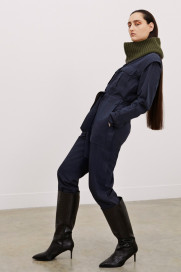 The Tailored Jumpsuit by Marfa Stance on curated-crowd.com