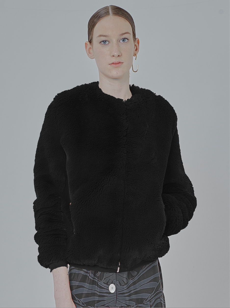 Solar Bomber Jacket by Georgia Hardinge on curated-crowd.com