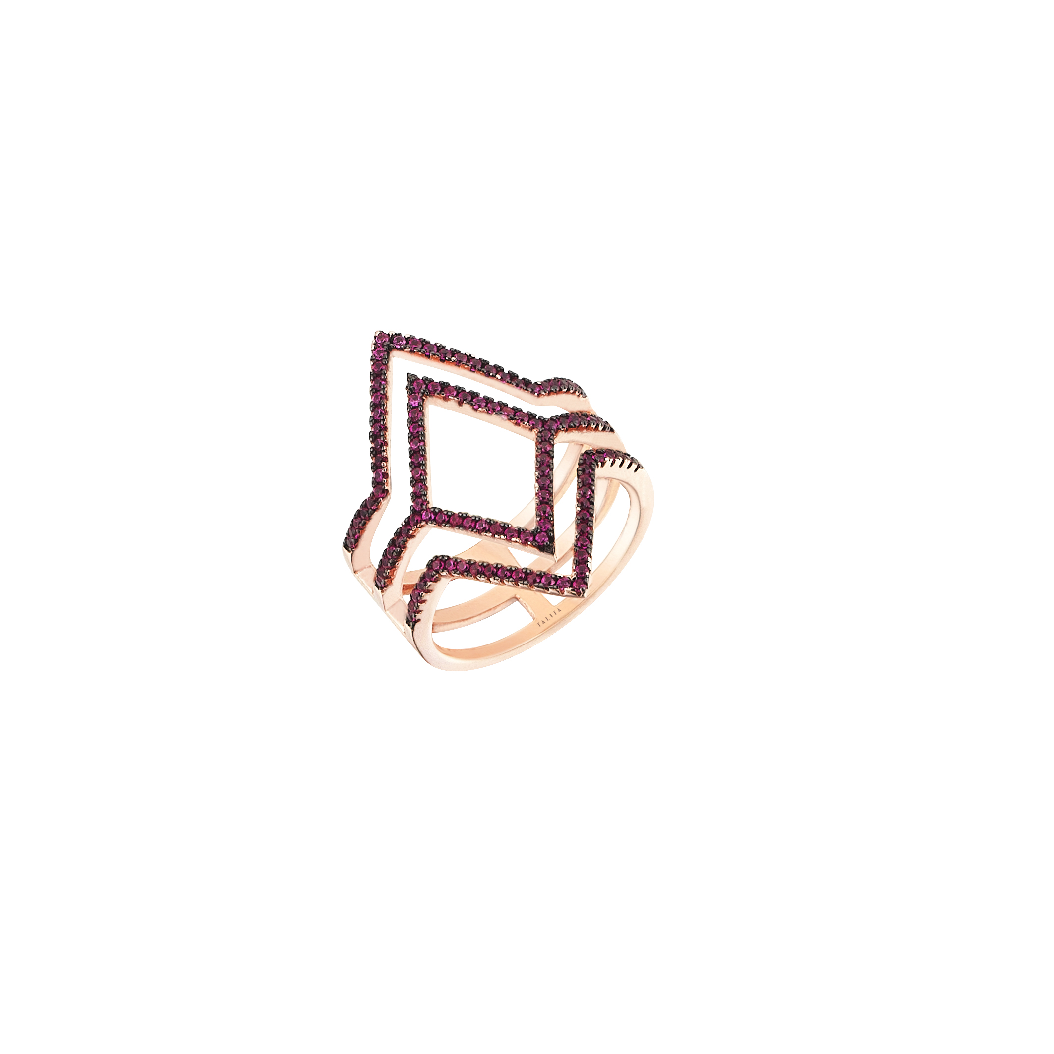 Prism Ring by Talita London on curated-crowd.com