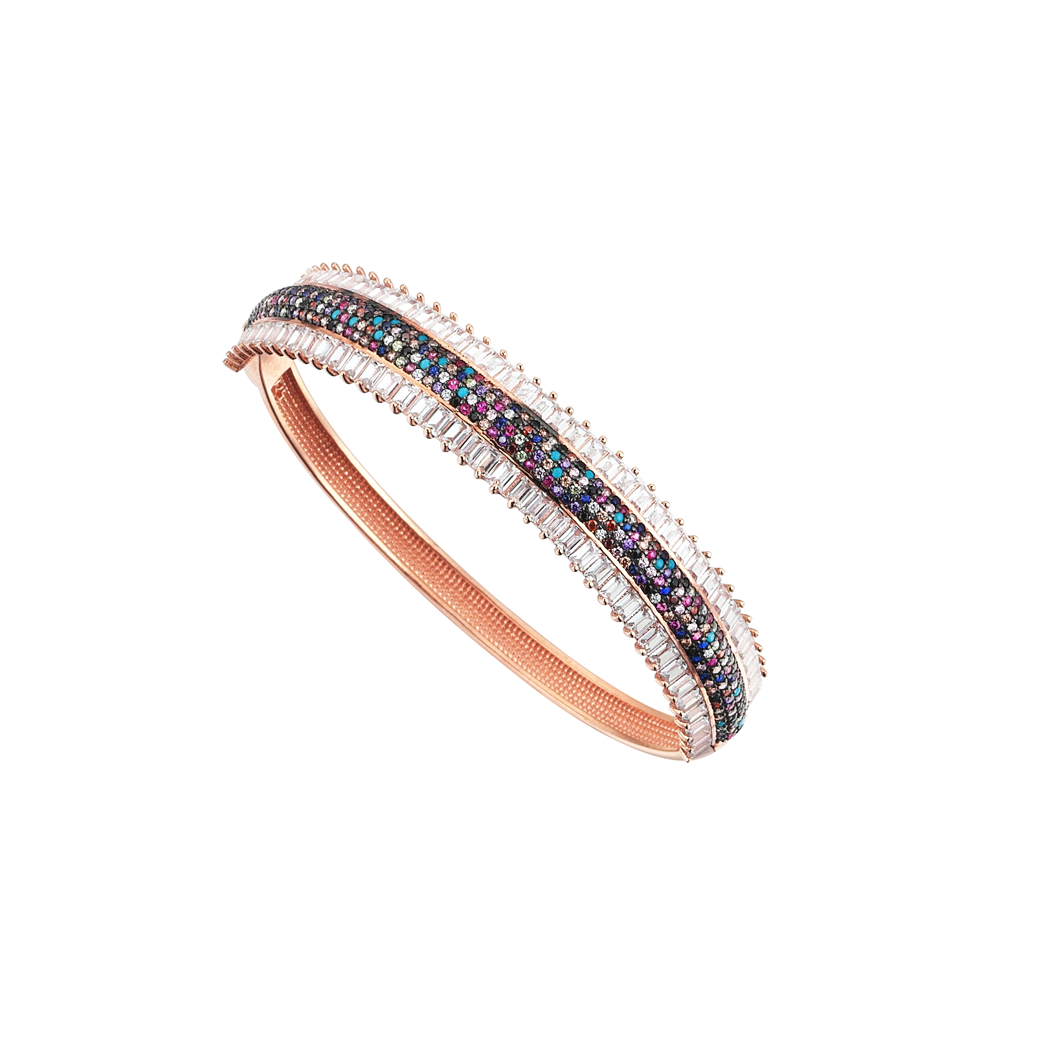 Attraction Bangle by Talita London on curated-crowd.com