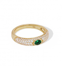 Maria Ring by Lalou London on curated-crowd.com