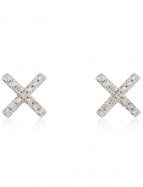 Ashley Earrings by Lalou London on curated-crowd.com