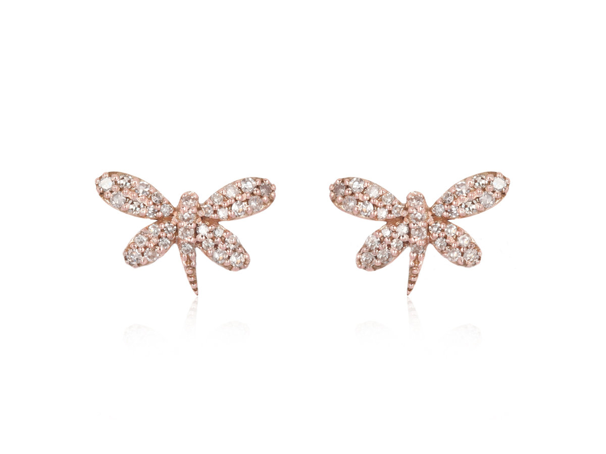Lara Earrings by Lalou London on curated-crowd.com