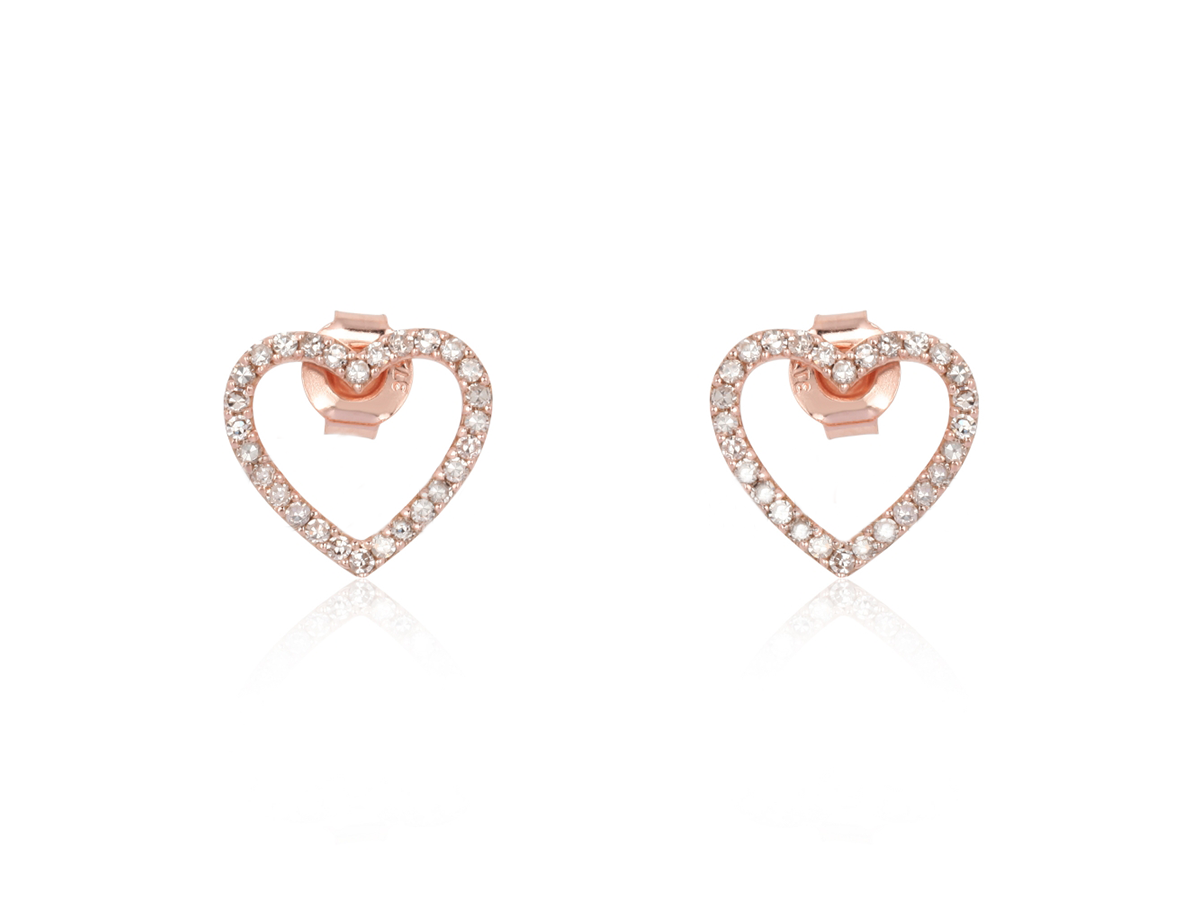 Sophia Earrings by Lalou London on curated-crowd.com