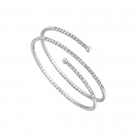 Inner Light Bangle by Talita London on curated-crowd.com