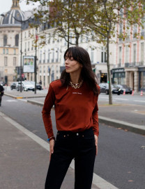 """PARIS, TEXAS"" Blouse by Manurí on curated-crowd.com"