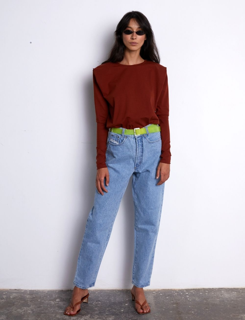 Billie Blouse by Manurí on curated-crowd.com