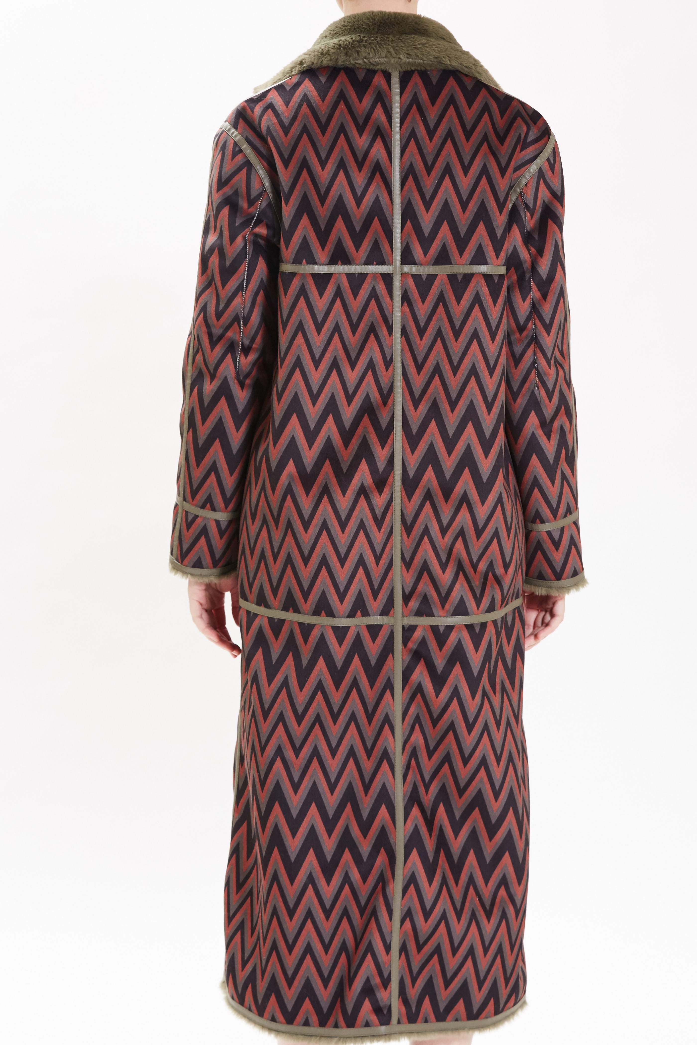 Jeanne Coat by Maison Atia on curated-crowd.com