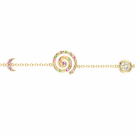 Golden Celestial Bracelet by Marmari on curated-crowd.com