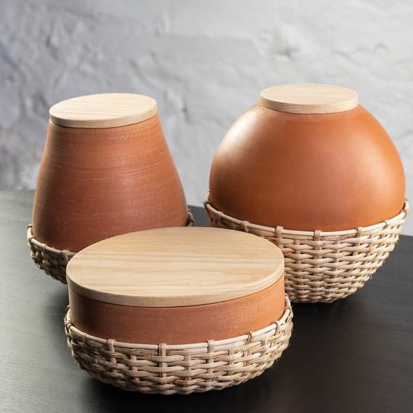Low Bunaii Ceramics by Kam Ce Kam on curated-crowd.com