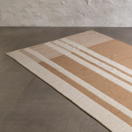 Bunaii Rug - Natural by Kam Ce Kam on curated-crowd.com