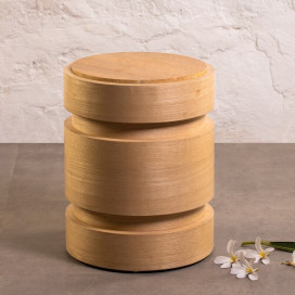Minaar Side Table by Kam Ce Kam on curated-crowd.com