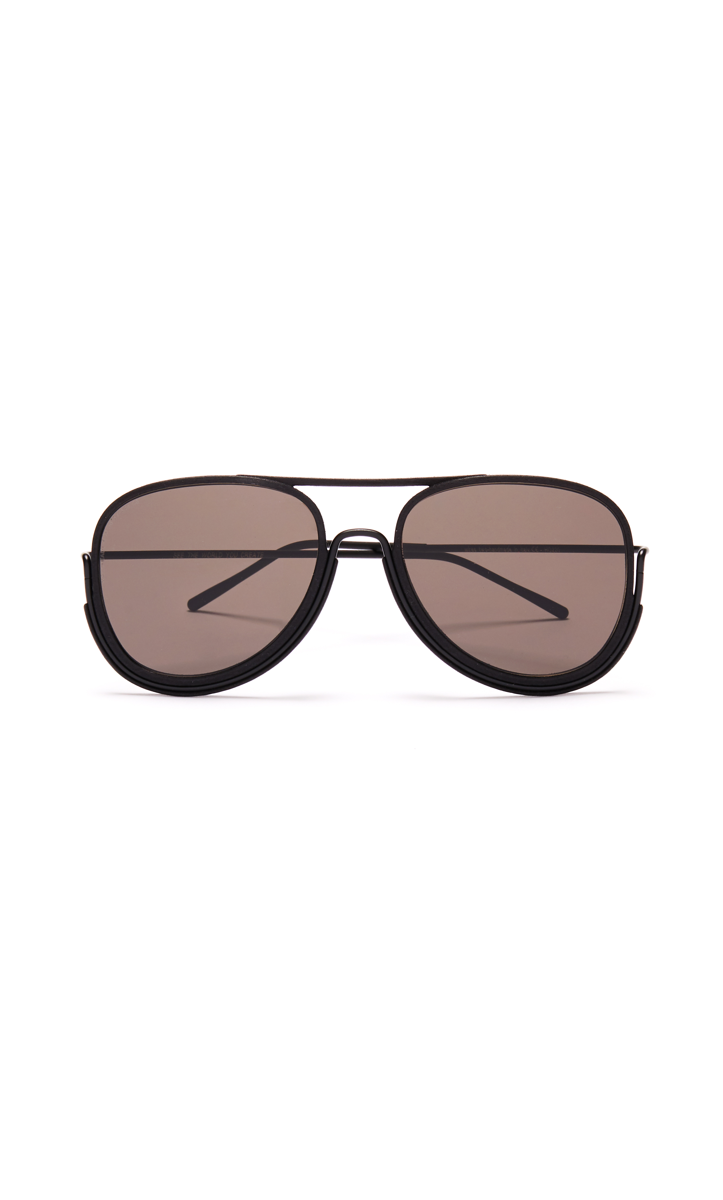 MacCready Sunglasses by Wires Glasses on curated-crowd.com