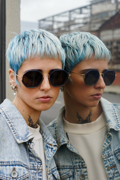 Honeys Sunglasses by Wires Glasses on curated-crowd.com