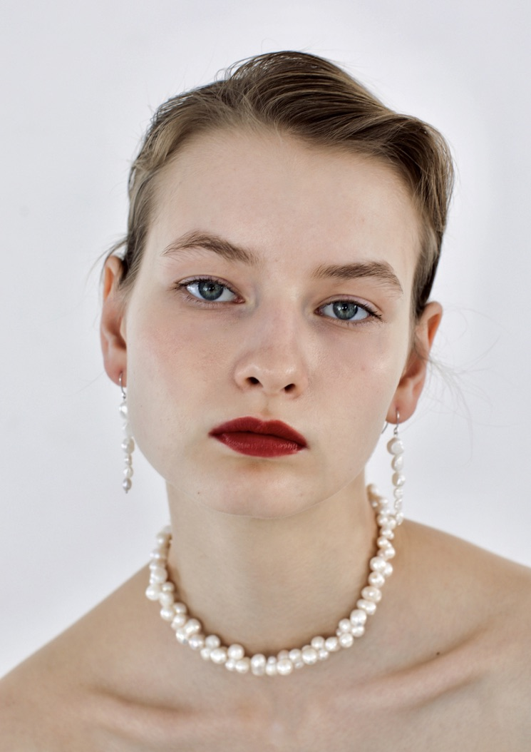 Pearl Choker by Emili on curated-crowd.com