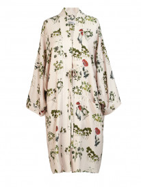 Nude Poppies Kimono by Ailanto on curated-crowd.com