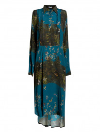 Fireflies Shirt Dress by Ailanto on curated-crowd.com